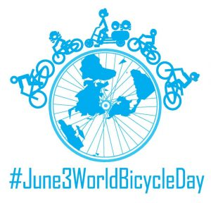 Logo World Bicycle Day