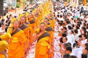 Vesak or Buddha Day events