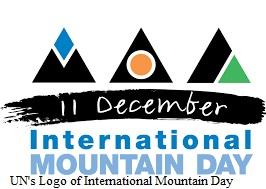 International Mountain Day Logo