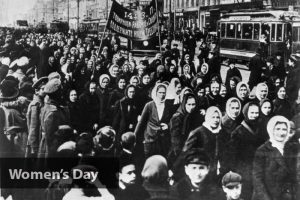 International Women's Day history