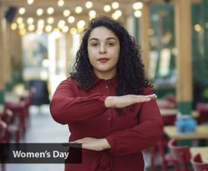international women's day theme