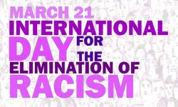 International Day for the Elimination of Racial Discrimination 2021