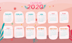 International Calendar Days of Year 2020, Observance and Event Days 2020