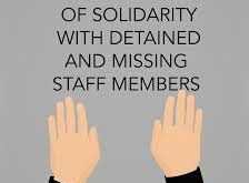 International Day of Solidarity with Detained and Missing Staff Members 2021