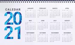 International Calendar Holidays 2021, Observance and Event Days