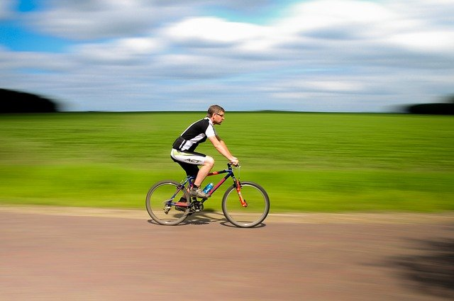 physical benefits of bicycle