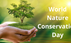 World Nature Conservation Day – 28th July