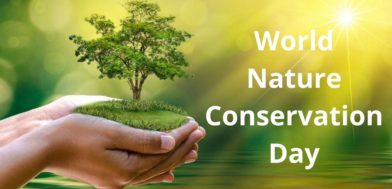 World Nature Conservation Day